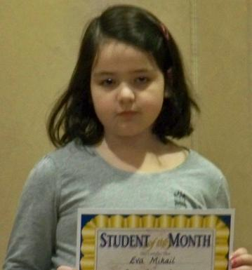Student of the Month | September 2012