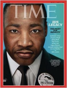 TIME MLK Cover 2020