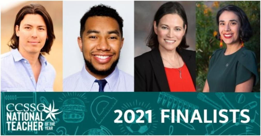 National Teacher of the Year 2021 Finalists
