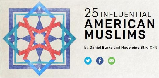 25 Influential American Muslims