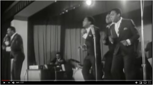 Four Tops | Standing in the Shadows of Love