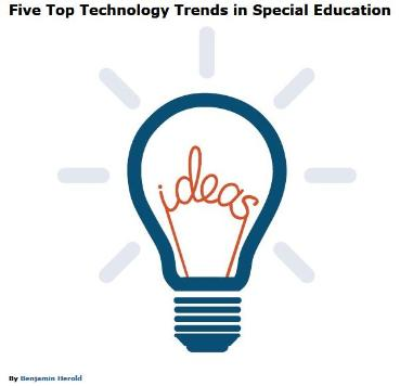 Five Top Technology Trends in Special Education
