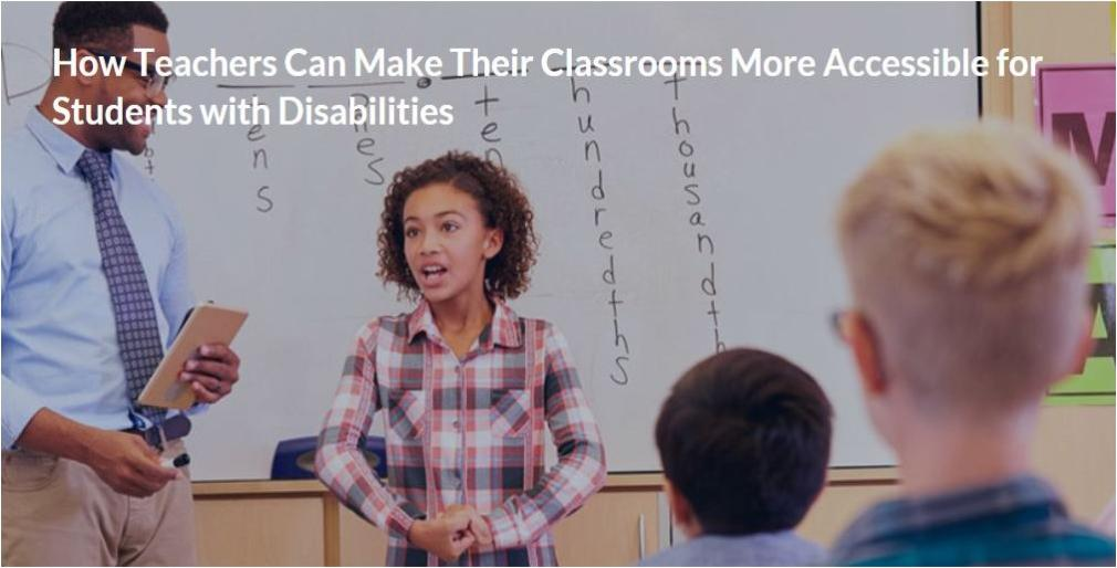 Accessible Classrooms