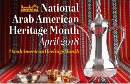 National Arab American Heritage Month