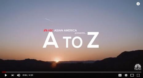 Asian America A to Z