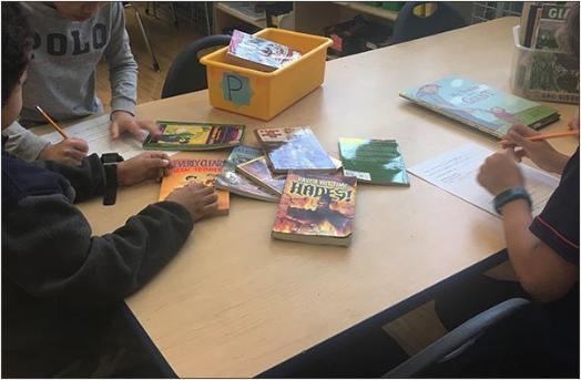 Teachers Push for Books with More Diversity