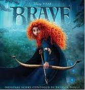 I saw 'Brave' today in 3-D.  (June 28, 2012)