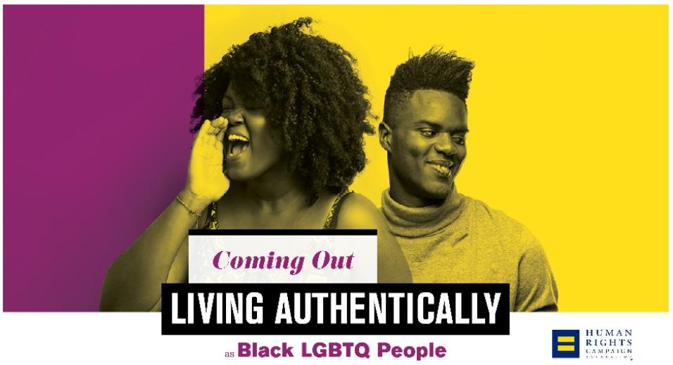 Living Authentically | Black LGBTQ People