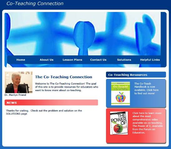 Co-Teaching Connection
