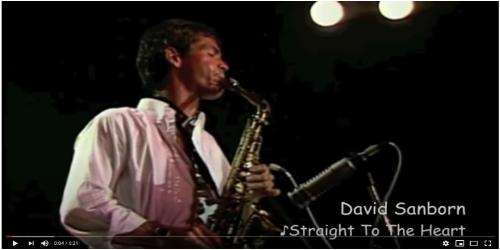 David Sanborn | Straight to the Heart