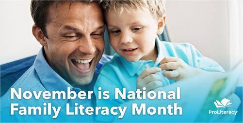 Family Literacy Month