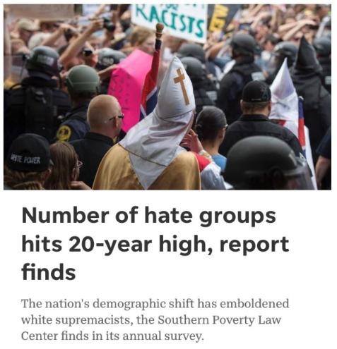 Hate Groups | Southern Poverty Law Center