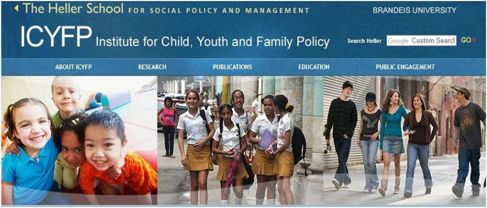 Institute for Child, Youth and Family Policy