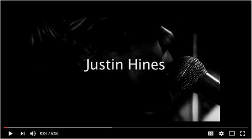 Justin Hines Documentary Short