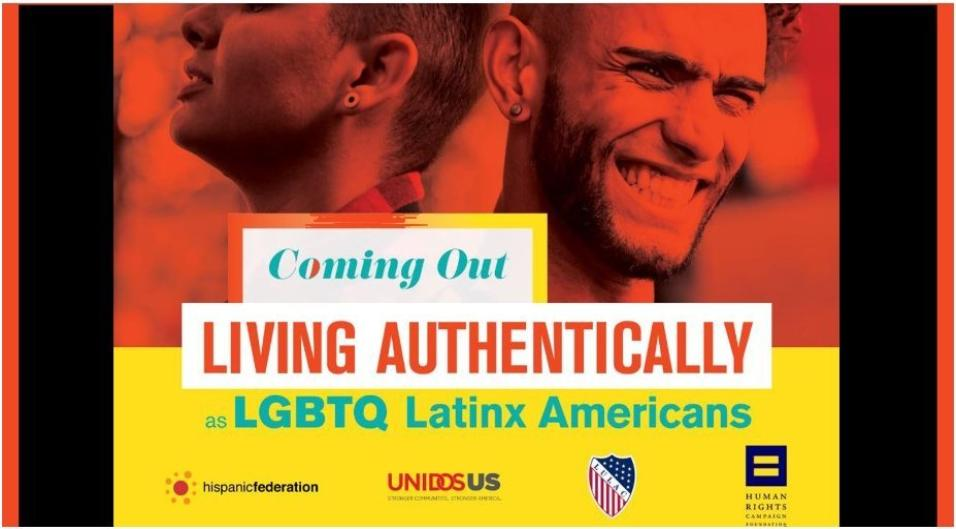 Coming Out as Latinx