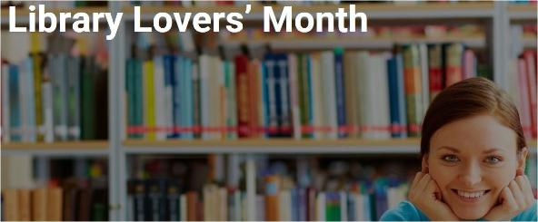 Library Lovers' Month