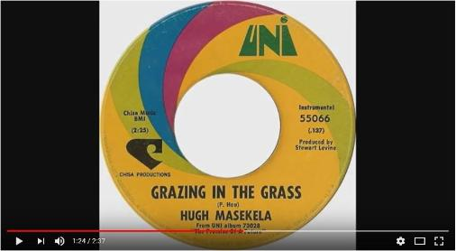 Hugh Masekela | Grazing in the Grass