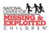 Natonal Center for Missing & Exploited Children