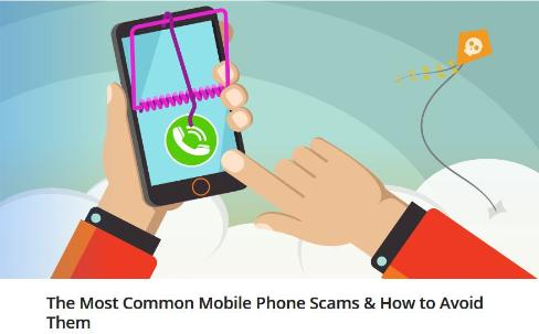 Most Common Mobile Phone Scams