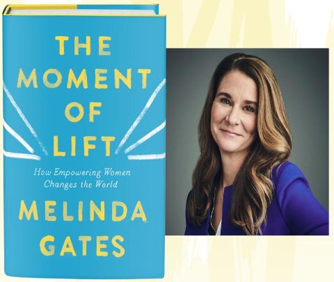The Moment of Lift | Melinda Gates