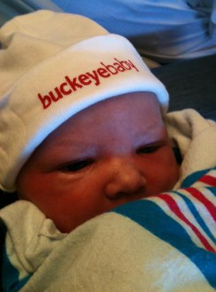 My niece was born in Ohio on September 24!