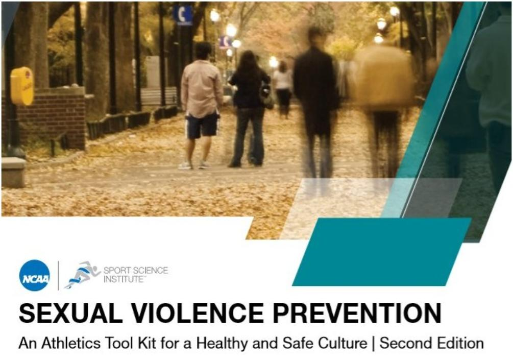 Sexual Violence Prevention | NCAA