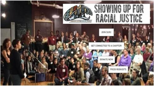 Showing Up For Racial Justice
