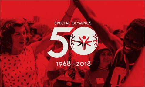 Special Olympics 50th Anniversary