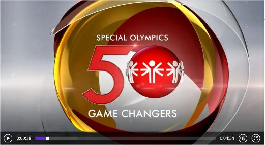 Special Olympics Game Changers