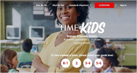 TIME for Kids