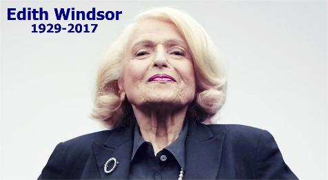 Edith Windsor | 1929-2017