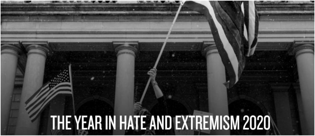 The Year in Hate and Extremism 2020